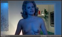 Carroll Baker nude from various movies